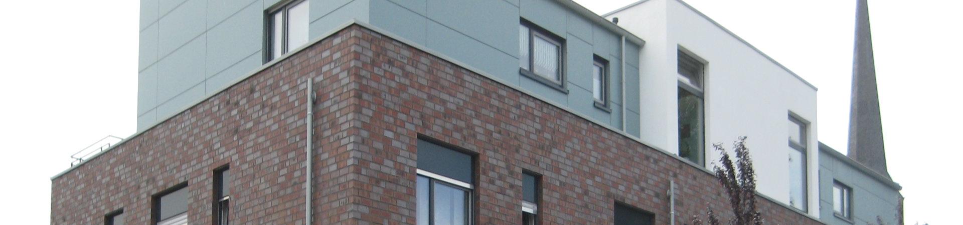 Ingenieurbüro Hammes - Viersen / Mönchengladbach - Neubau Mehrfamilienhaus