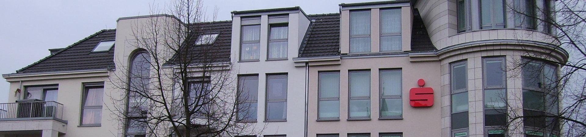 Ingenieurbüro Hammes - Viersen / Mönchengladbach - Neubau Wohneinheiten und Sparkasse