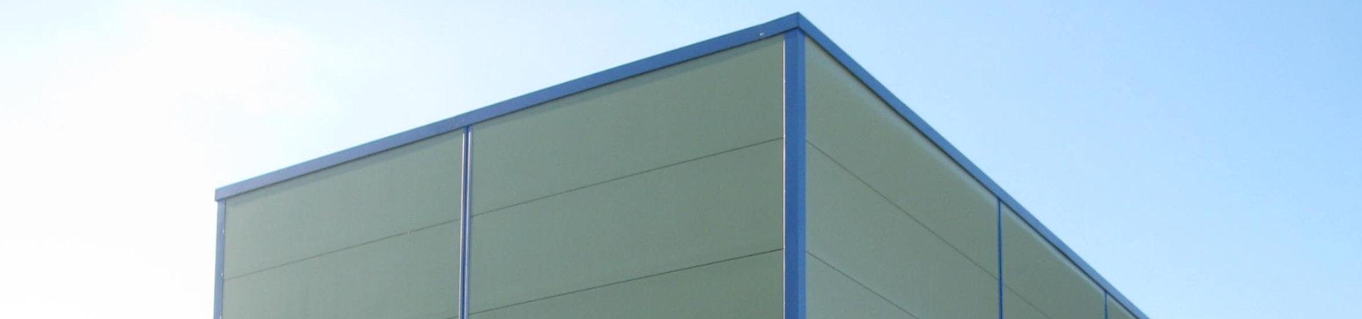 Ingenieurbüro Hammes - Viersen / Mönchengladbach - Neubau Halle