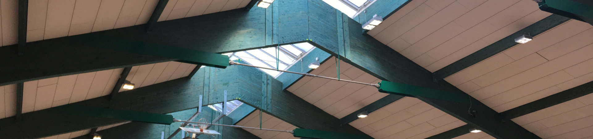 Ingenieurbüro Hammes - Viersen / Mönchengladbach - Sanierung Sporthalle