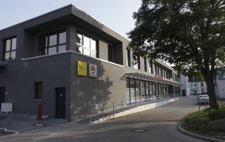 An- und Umbau Gewerbeeinheit – Rheinberg