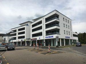 Neubau Wohn- und Geschäftshaus – Hückeswagen