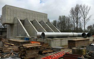 Neubau Schneckenhebewerk – Kläranlage Viersen-Süchteln