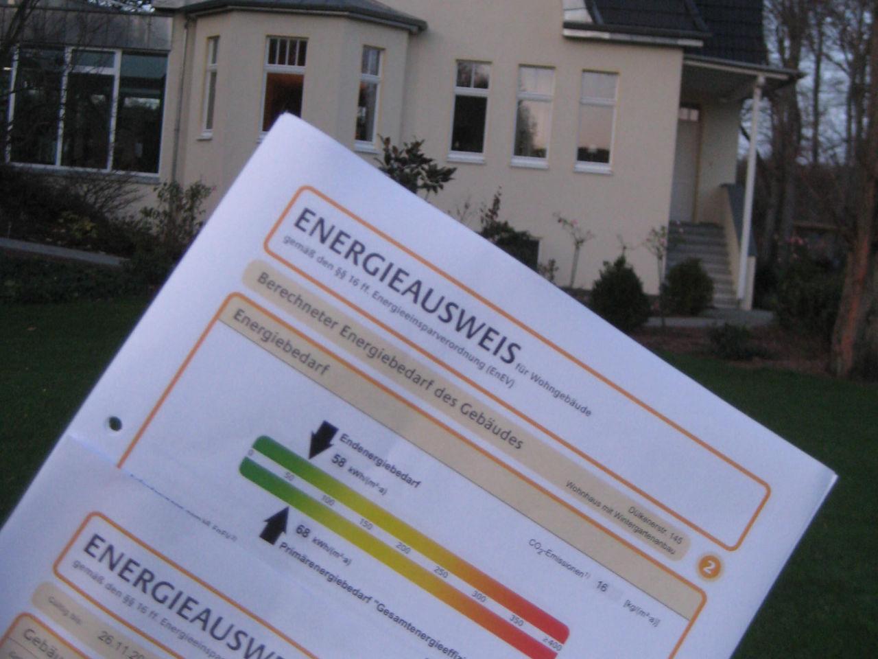 Energieausweis für Wohngebäude - Viersen, Mönchengladbach und Umgebung