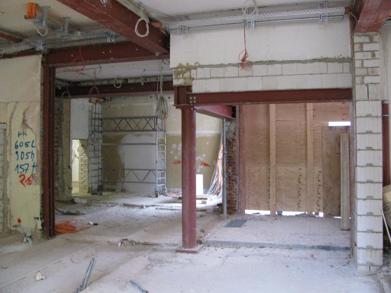 Umbau - Bauingenieur - Viersen, Mönchengladbach - Bauen im Bestand